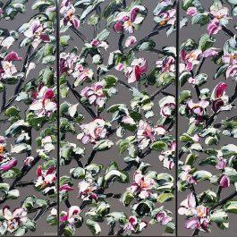 Magnolias 1, 2, 3