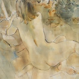 Reclining Nude 1978