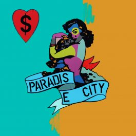 Paradise City (Edition of 10)
