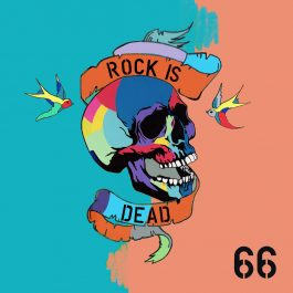 Rock is Dead (Edition of 10)