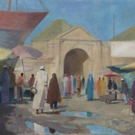 Fish Markets, Essaouira, Morocco