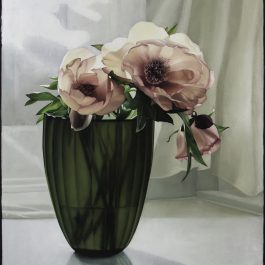 Still life with Tree Peonies