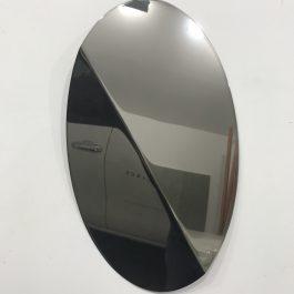Folded oval #1