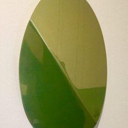 Folded oval #3