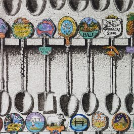 Teaspoons – Kitsch Collection (Edition of 50 SS)