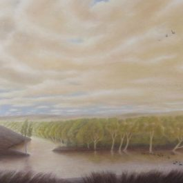 Helena River After Garling 1827