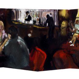 Toulouse Lautrec's Salon