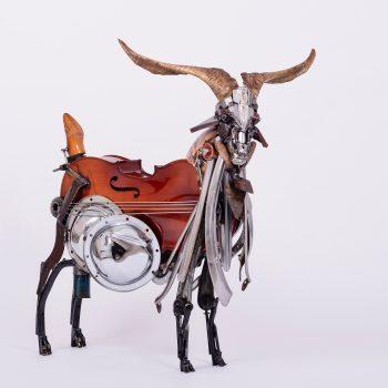 Cello Goat