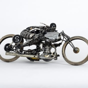 Brooklands Bike No.2