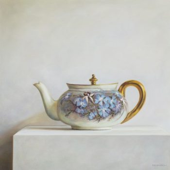 Wildflower Teapot