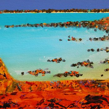 Study 2 Gantheaume Point – Broome