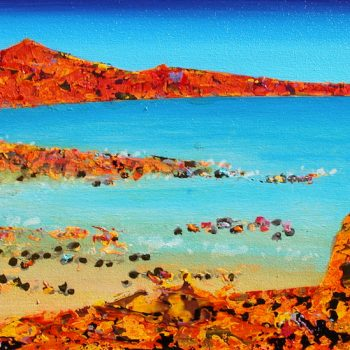 Study of Roebuck Bay – Broome