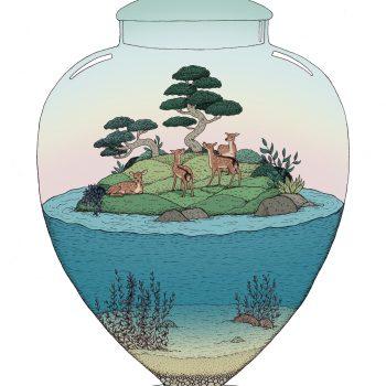 Bambi Island (Edition of 50)