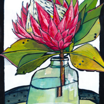 King Protea Above All Others