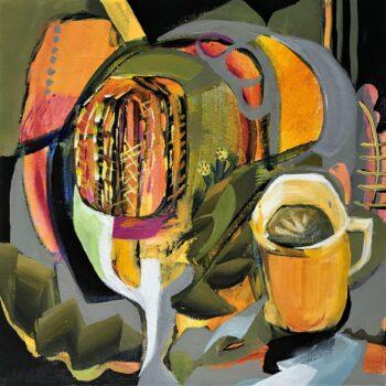Banksia and Mug